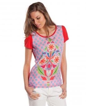 Dámské tričko CHIAPAS Rosalita Mc Gee